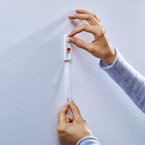 İz bırakmadan Sökülebilir Yapışkanlı Askı - Çivi, Duvar ve Duvar Kağıdı için, 1 kg x 2 adet