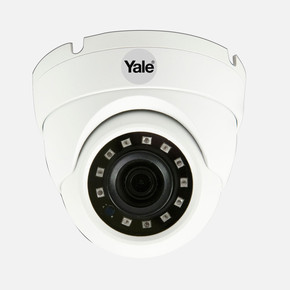 Yale SV-ADFX-W - Yale Smart Home CCTV Dome Kamera