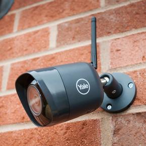 Yale Smart Home Wıfı Dış Mekan Kamerası