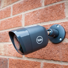 Yale Smart Home CCTV Kamera SV-ABFX-B