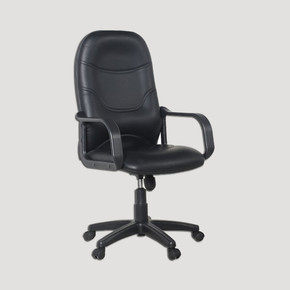 Max Office Classic Suni Deri Yönetici Koltuğu