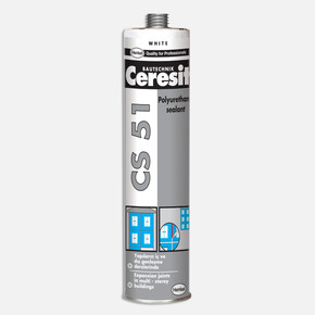 CS 51 Pu Mastik Beyaz 300 ml