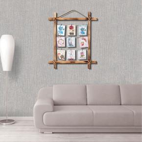Halatlı Resim Çerçevesi 70x60 cm