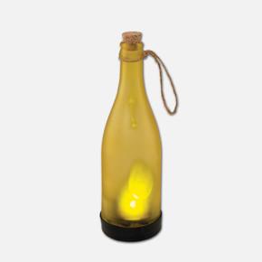 Eglo 1xLed Solar Şişe Fener Sarı