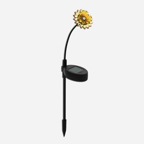 Eglo Solar Çiçek Saplama Sarı