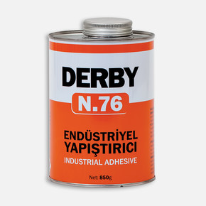 N.76 Endüstriyel Yapıştırıcı