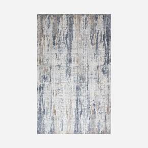 Bilbao Soyut Beige Silver Nw 80x150 cm