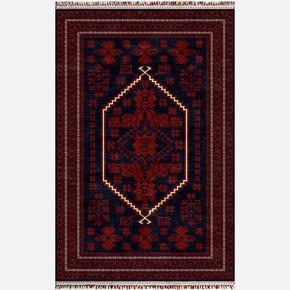 Afganı 006 Blue 130x190 Halı