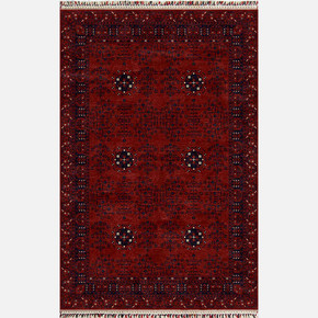 Afganı 009 Red 130x190 Halı