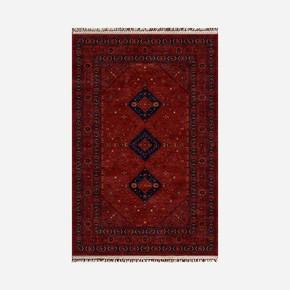 Afganı 009 Red 160x230 cm Halı