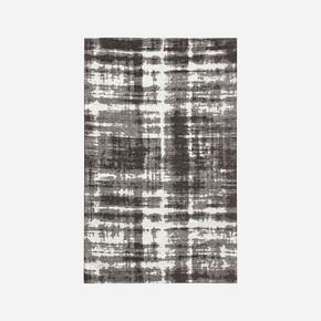 Balı Stripe Antrasit 80x300 cm Halı