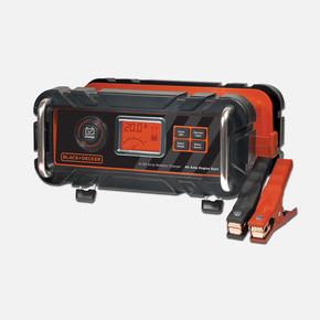 Black&Decker BC20BDE 12V 360Ah Akü Sarj/Bakim ve Akü Takviye Cihazı