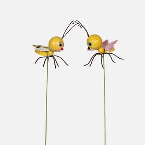 Bahçe Süsü Arı Figürü