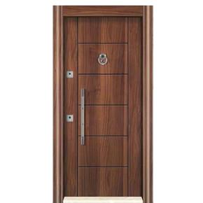 Ky 465 Çelik Kapı Sol 14-22 cm Kasa