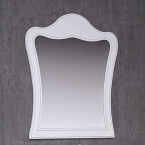 Torino Üst Ayna Mat Beyaz