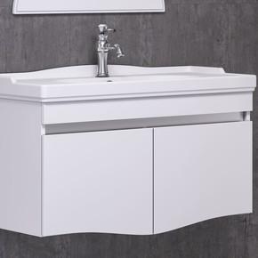 Torino 105 cm Alt Modül Mat Beyaz