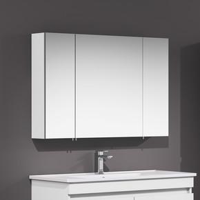 Capri 100 cm Üst Modül Beyaz