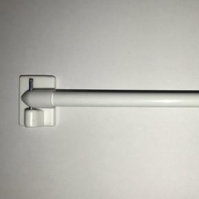 Briz Çubuğu Yuvarlak 40-80 cm Beyaz %100 Uzamalı