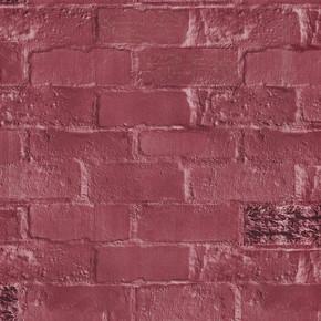 Emboss Büyük Pembe Gul Desen Duvar Kağıdı