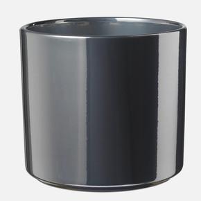 Merina Saksı Gümüş 14Cm.