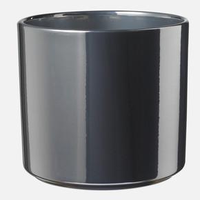 Lasvegas Saksı Gümüş 16Cm.