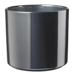 Lasvegas Saksı Gümüş 32Cm.