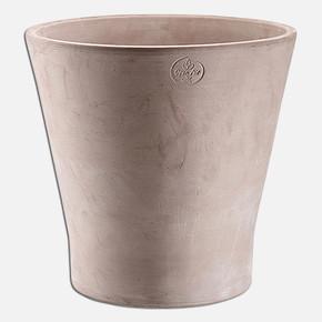 Turin Saksı 32 cm Terra Kahverengi