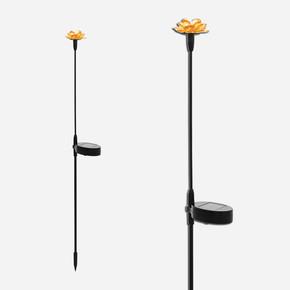 Eglo Solar Çiçek Saplama Turuncu