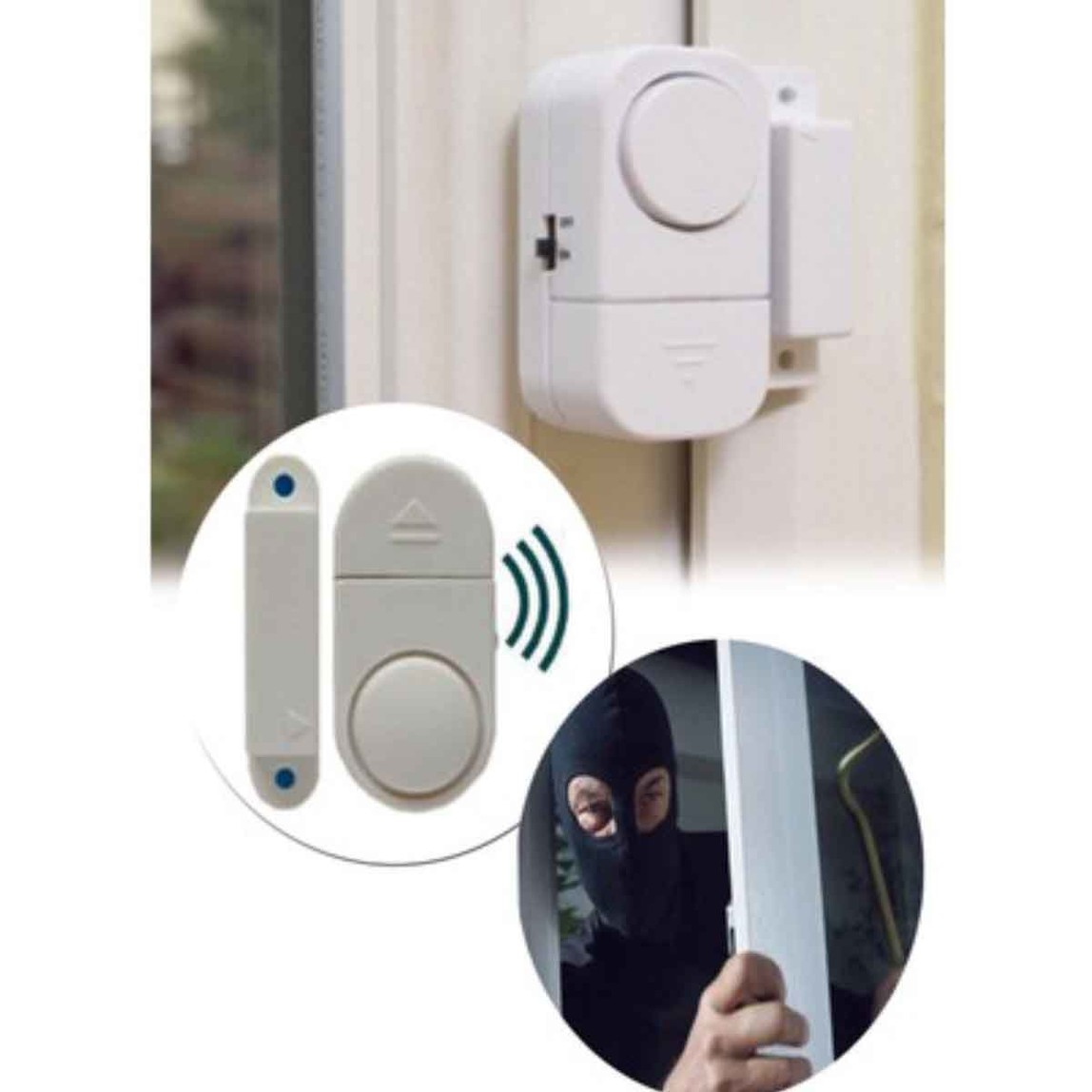 Kapı / Pencere Alarmı
