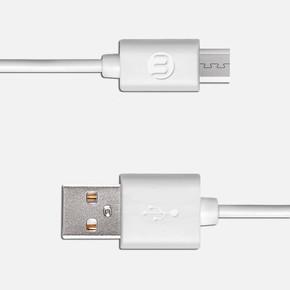 3Dk33B Micro Kablo Beyaz