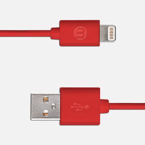 3Dk34K İphone One Kablo Kırmızı