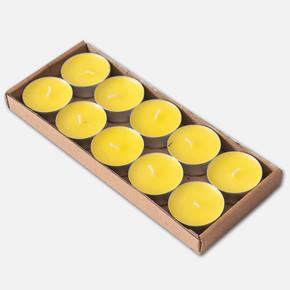 Citronella Tealight 10'lu Mum