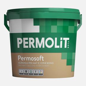 Permosoft Silikonlu İpek Mat İç Cephe Boyası