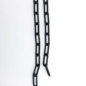 Plastik Zincir No:4 Siyah