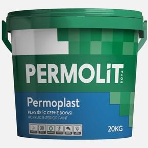 Permoplast Plastik İç Cephe Boyası  20 Kg - D-Baz
