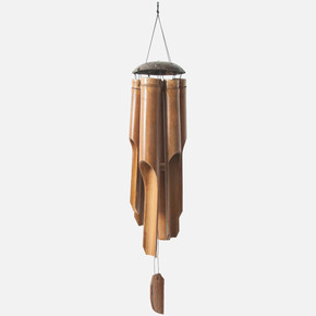Bambu Rüzgar Çanı