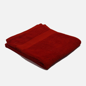 İbn Armür Eko Havlu Kırmızı 70x140cm