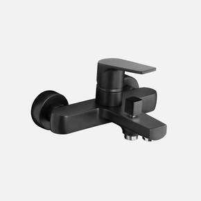 Azure Siyah Krom Banyo Bataryası