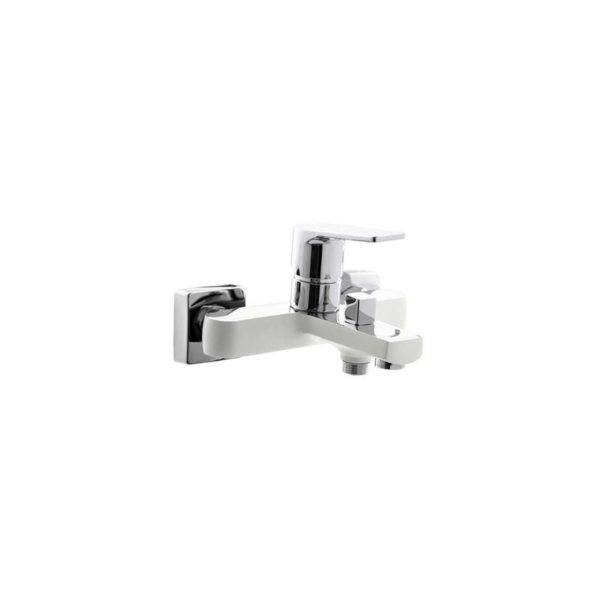 Azure Beyaz Krom Banyo Bataryası