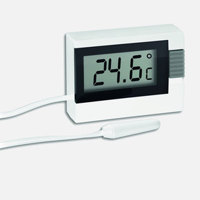 Dijital Mini Kablolu Termometre  -40..+70C