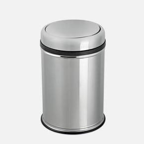 8Lt Pratık Kapak Çöp Kovası