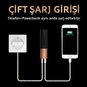 Powerbank 3350Mah 24 Saat