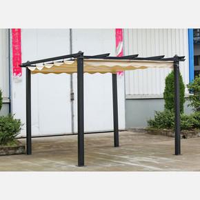 Sunfun Steel Gazebo Parti Çadırı Bej