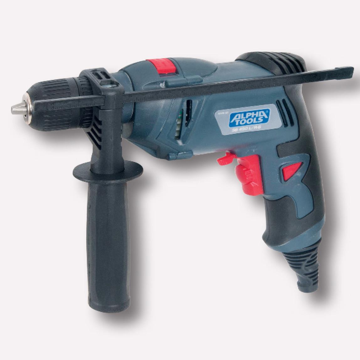 Alpha Tools 3Parça Makina Seti