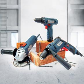 Alpha Tools 3Parça Makine Seti