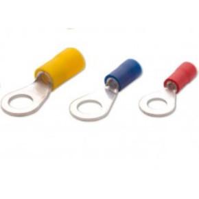 Yuvarlak Tip Yk 601 10'lu İzolasyon Kablo Uçları