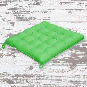 Rattan Sandalye Minderi Yeşil   50x50cm