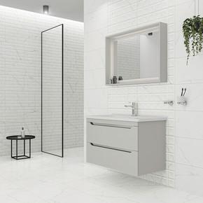 45X45 cm Gs-D6956 Anita Beyaz  1Kutu=1,62 m²