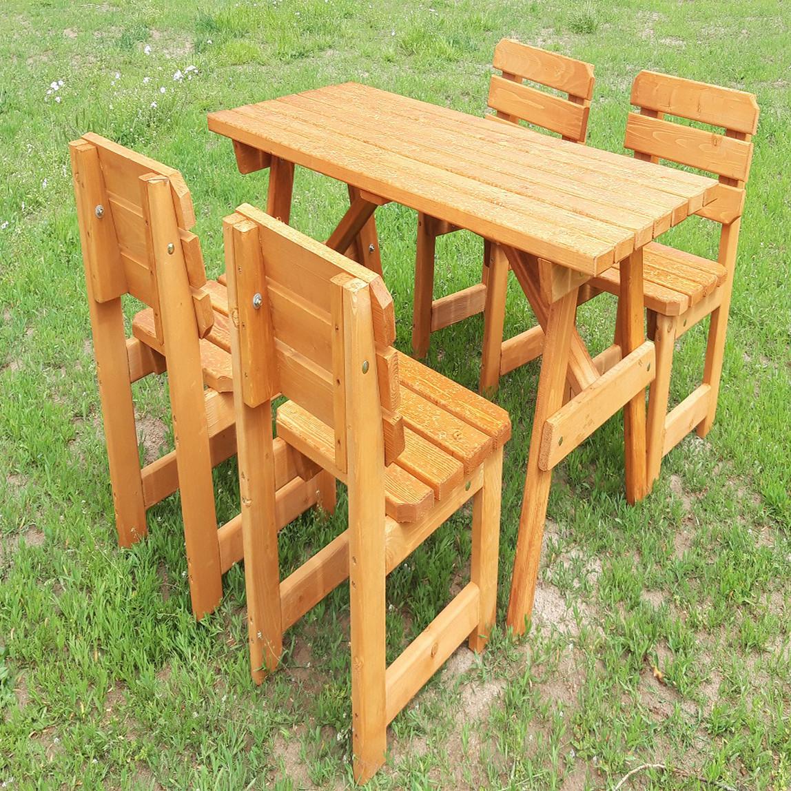 Piknik Masası ve Sandalye Seti
