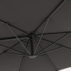 Sunfun Şemsiye Antrasit 3m